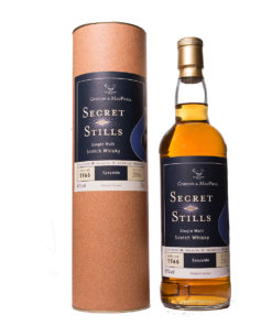 Secret Stills 1966/40Y Speyside 2.2. Gordon&McPhail