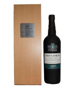 Taylor's Single Harvest Tawny 1966 Original
