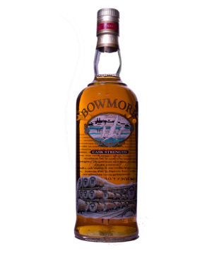Bowmore Cask Strength Siebdruck Original