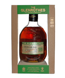 Glenrothes 1995 american oak Original