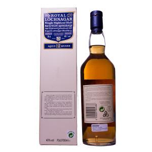 Royal Lochnagar 12Y Original