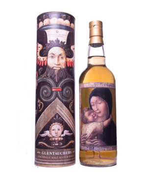 Glentauchers 2008 9Y Madonna Jack Wiebers Whisky World