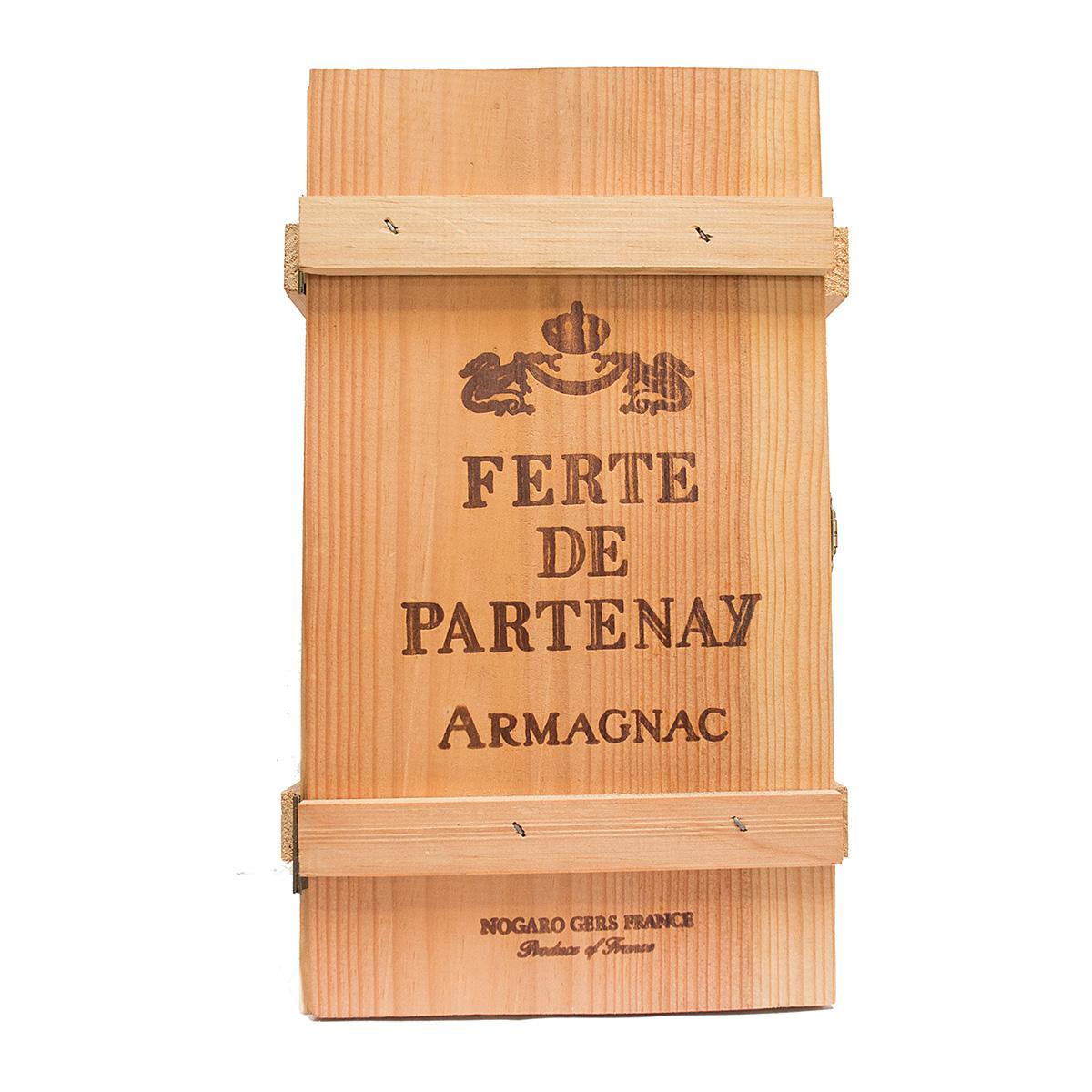 Armagnac Ferte de Partenay 1931 Original