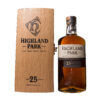 Highland Park 25Y in woodenbox Original