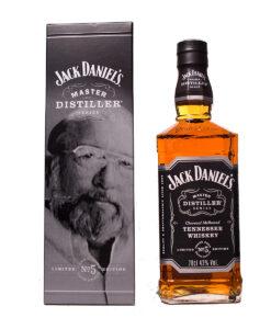 "Jack Daniels Master Distillers No.5 limited ""Bobo"" Frank Thomas Original"