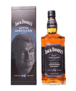 """Jack Daniels Master Distillers No.6 limited """"Jimmy Bedford"""" James Howard Original"""