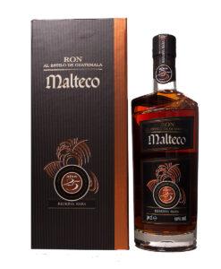Malteco 25Y Guatemala