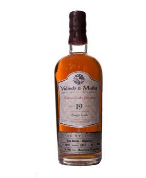 Ben Nevis 1999 19Y Hidden Casks Bourbon Valinch & Mallet