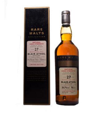 Blair Athol 1975 27Y Rare Malts Original