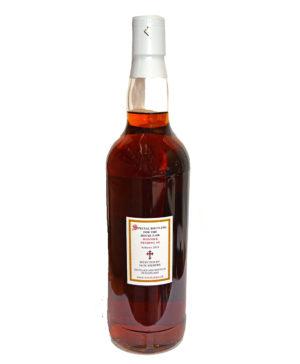 Cameron Brig 1990 26Y dark Sherry Jack Wiebers Whisky World