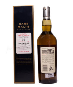Linkwood 1974 30Y Rare Malts Original