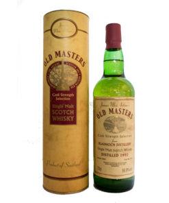Bladnoch 1992 13Y Old Masters James McArthur