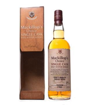 Coleburn 1980 24Y Mackillop's Choice