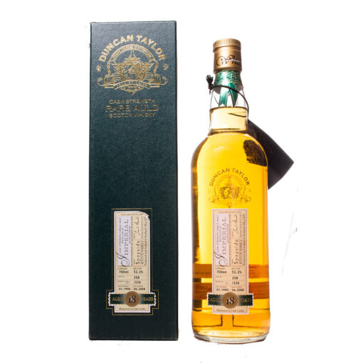 Imperial 1990 18Y Rare Auld Duncan Taylor
