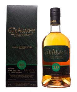 Glenallachie 10Y Cask Strength Original