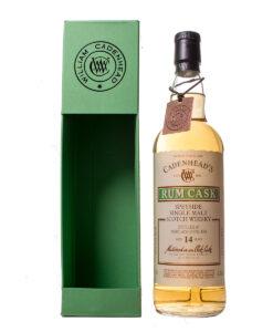 Mortlach 2003 14Y Rum Cask Cadenheads