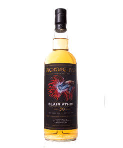Blair Athol 1988 30Y Fighting Fish Monnier