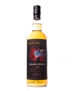 Blair Athol 1988 30Y Fighting Fish Monnier