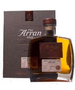 Arran, 1995/208, Single Cask ,Decanter, Original