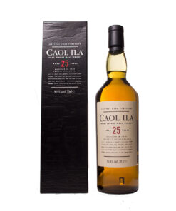 Caol Ila 1978 25Y Natural Cask Strength Original