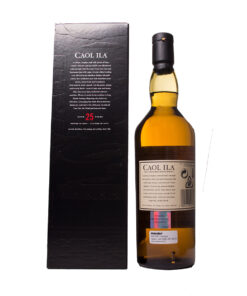 Caol Ila 1979 25Y Natural Cask Strength Original