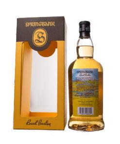 Springbank 9Y Local Barley Original