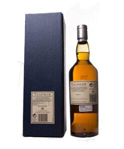 Talisker 25Y Special Release No. 13 Bottled 2009 Original