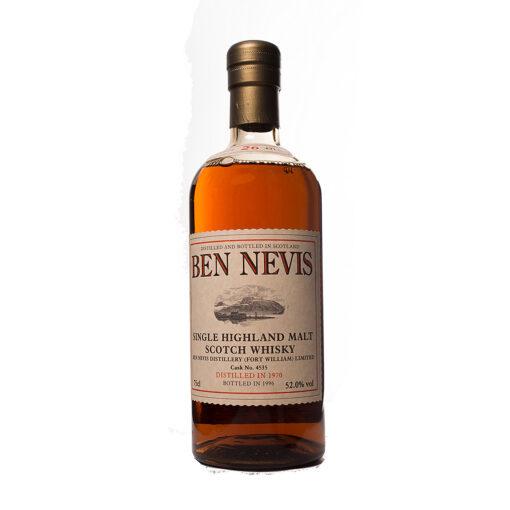 Ben Nevis 1970 26Y Original