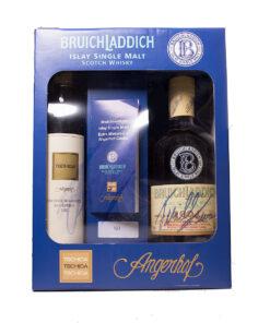 Bruichladdich 1994 15Y Set mit Tschida Chardonnay 2002 Original
