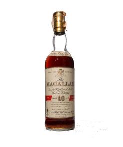 Macallan 10Y Full proof Original