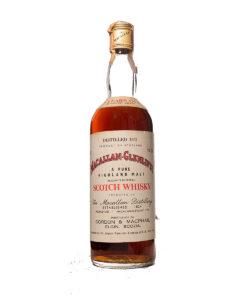 Macallan-Glenlivet 1952 25Y Gordon&Macphail