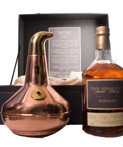 Bowmore 1980 23Y with Still Visit Queen Original