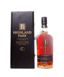 Highland Park 1990 15Y Swiss Release Original