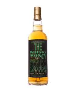 Littlemill 1989 26Y The Whisky Agency