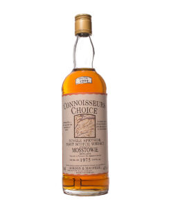 Mosstowie 1975 19Y Connoisseurs Choice Gordon&Macphail
