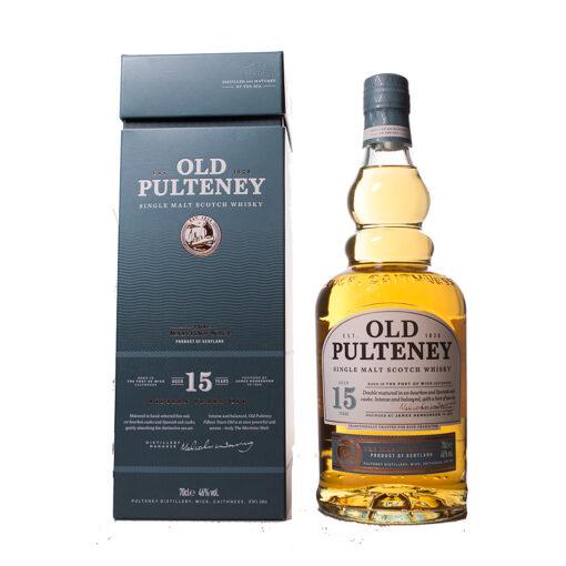 Old Pulteney 15Y Original