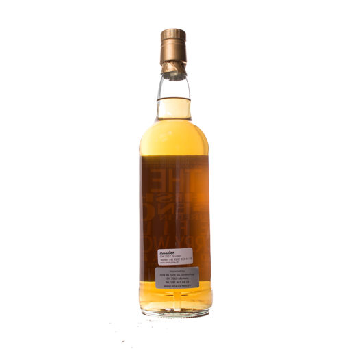 Refill Sherry 2007 8Y The Whisky Agendy