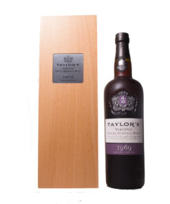 Port Wein Taylor's Single Harvest Tawny 1969