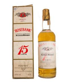 Rosebank 15Y Zénith Original