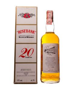 Rosebank 20Y Zénith Original