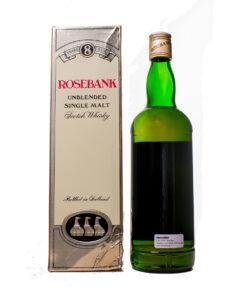 Rosebank 8Y old 3 Brennblasen Original