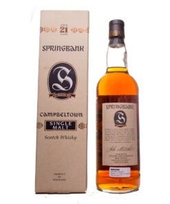 Springbank 21Y Lateltin Original