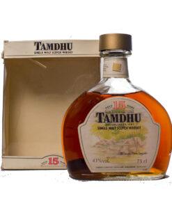Tamdhu 15Y old Dumpy Bottle Original