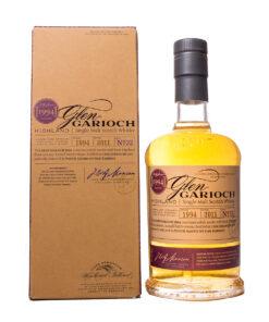 Glen Garioch 1994 2011 Batch 32 Original