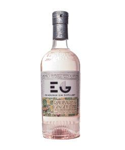 Liqueur Rhubarb & Ginger Edinburgh Gin's