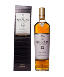 Macallan 12Y Sherry oak Original
