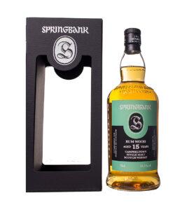 Springbank 15Y Old Rum Original