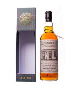 Arran 1995 21Y Whisky Shop Berlin Cadenheads