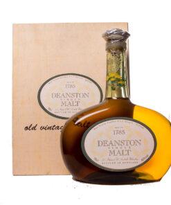 Deanston 25Y in woodenbox Original