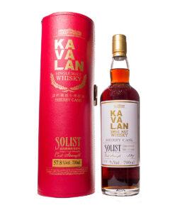 Kavalan Solist Sherry Original